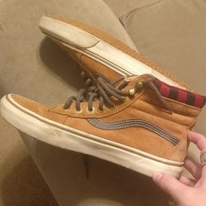 08cf8db9a1dc4e Men s Vans Sk8 Hi Mte on Poshmark